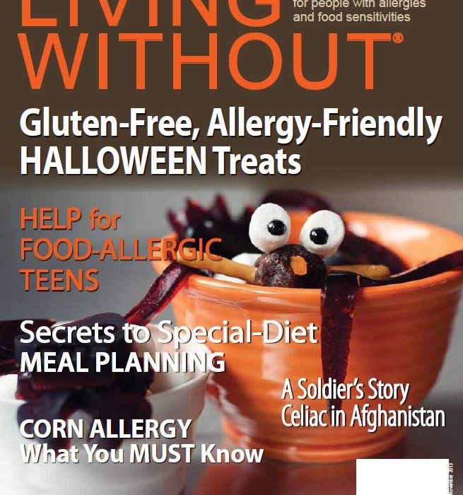 Living Without Magazine on FoodAllergyEats.com