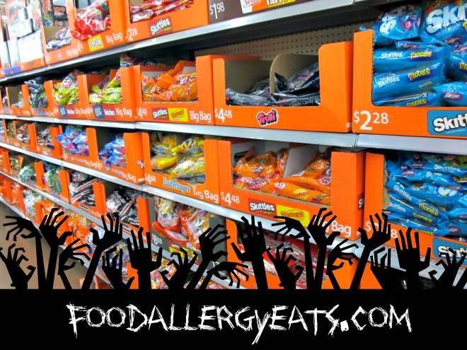Halloween via FoodAllergyEats.com