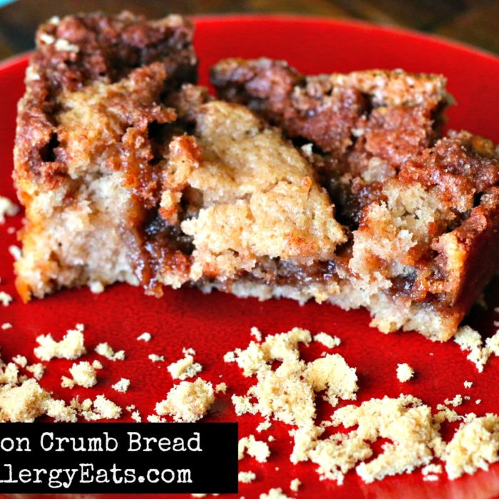 Cinnamon Crumb Bread