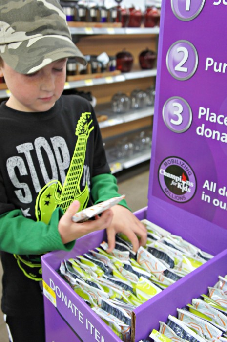 Champions for Kids #simplegiving #shop #cbias