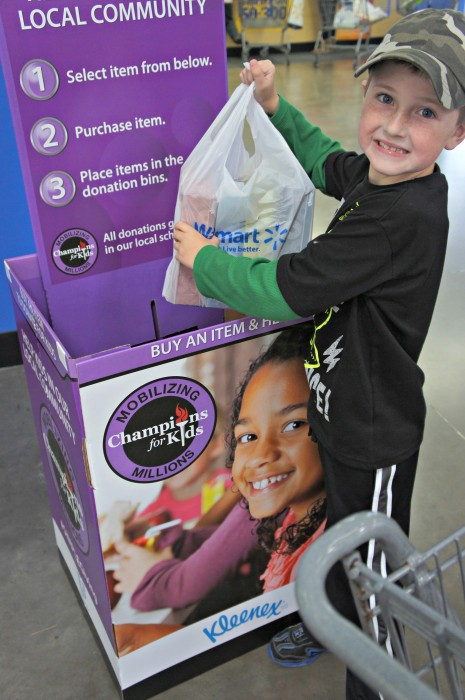 Champions for Kids #simplegiving #cbias #shop