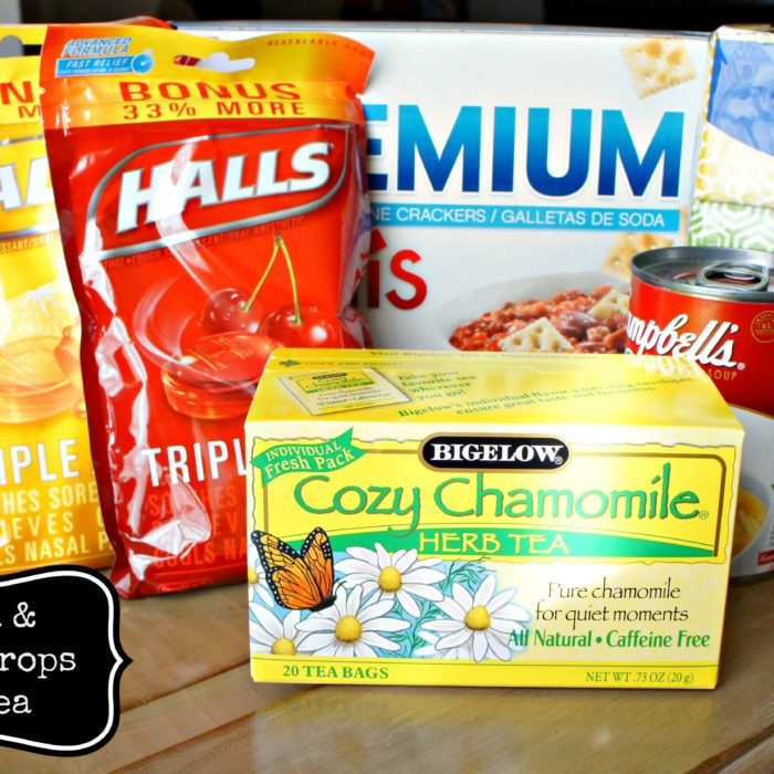 Bigelow Tea & Halls Cough Drops #AmericasTea #cbias #shop