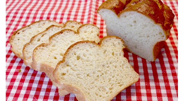 Gluten Free Bread that Doesn't Suck