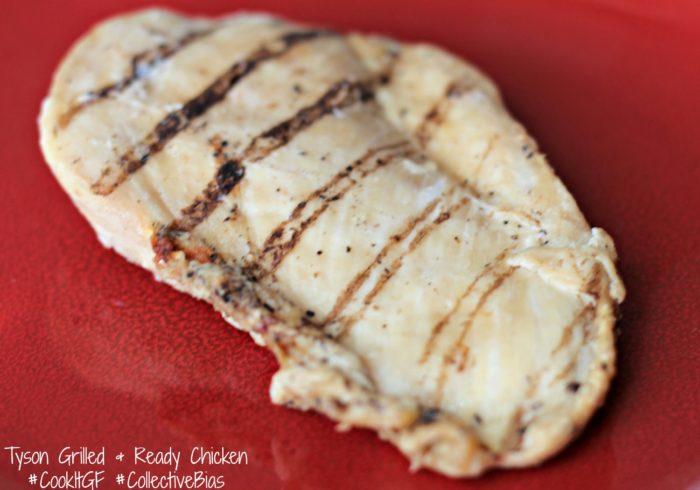 #ad Tyson's Grilled & Ready Gluten Free Chicken #CookItGF #shop