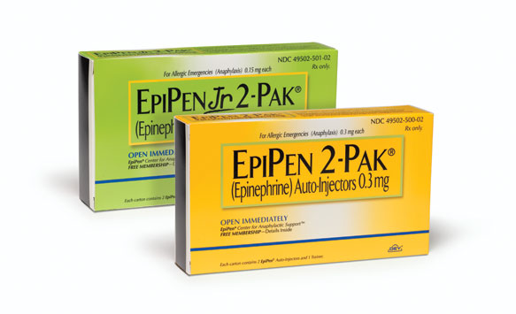 Epi-Pen printable coupon