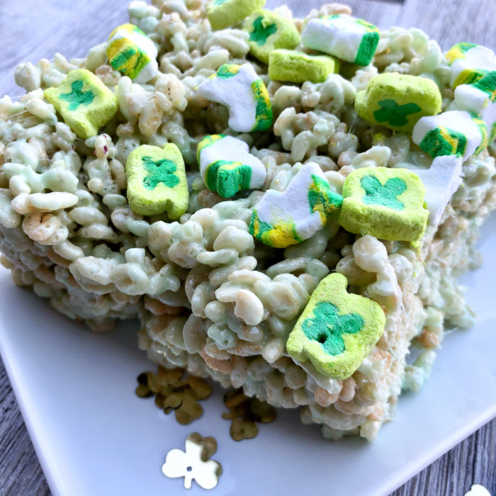 Allergy Free Rice Krispie Treat