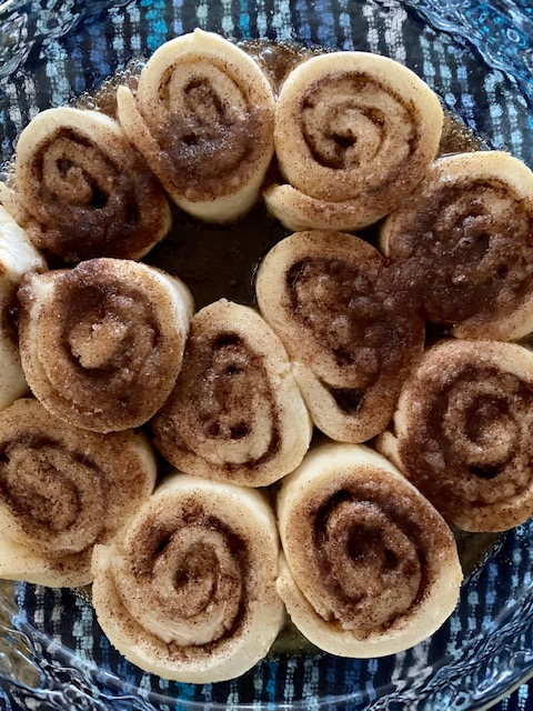 Allergy Free Cinnamon Rolls